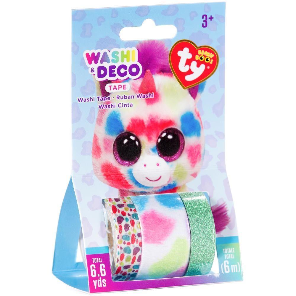 fcb25016ab9 Beanie Boos® Washi   Deco Tape for Kids Wishful™ Unicorn Set