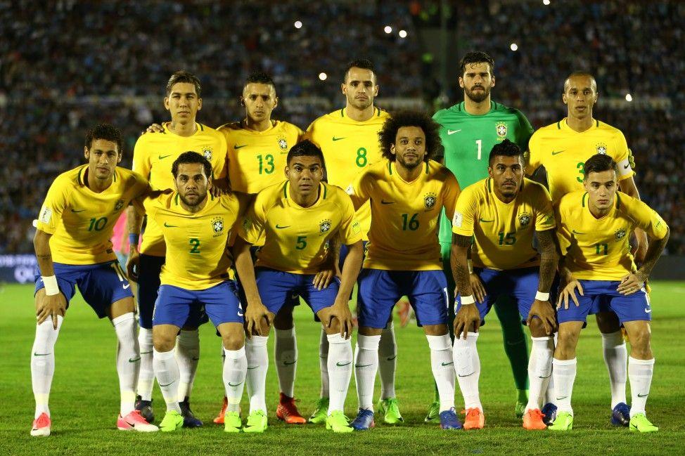 Brasil X Uruguai Selecao Brasileira Neymar Jr Neymar World Cup