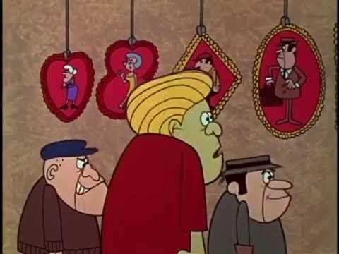 Underdog Simon Says Be My Valentine Parts 1 2 1966 Cartoon Be My Valentine Underdog