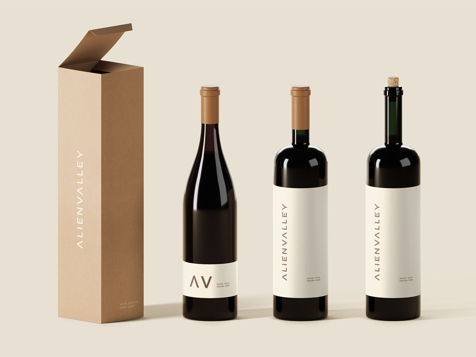 10395+ Bag Wine Mockup Best Free Mockups