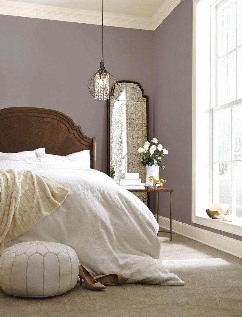 Schlafzimmer Gestalten Prachtvolle Wandgestaltung Schaffen