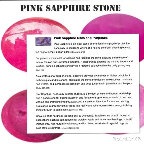 Ohmgems Jewelry Gemstone Meaning Pink Shire