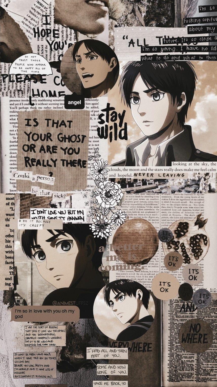 Shingeki No Kyojin Eren Kyojin Fondo De Pantalla De Anime Shingeky