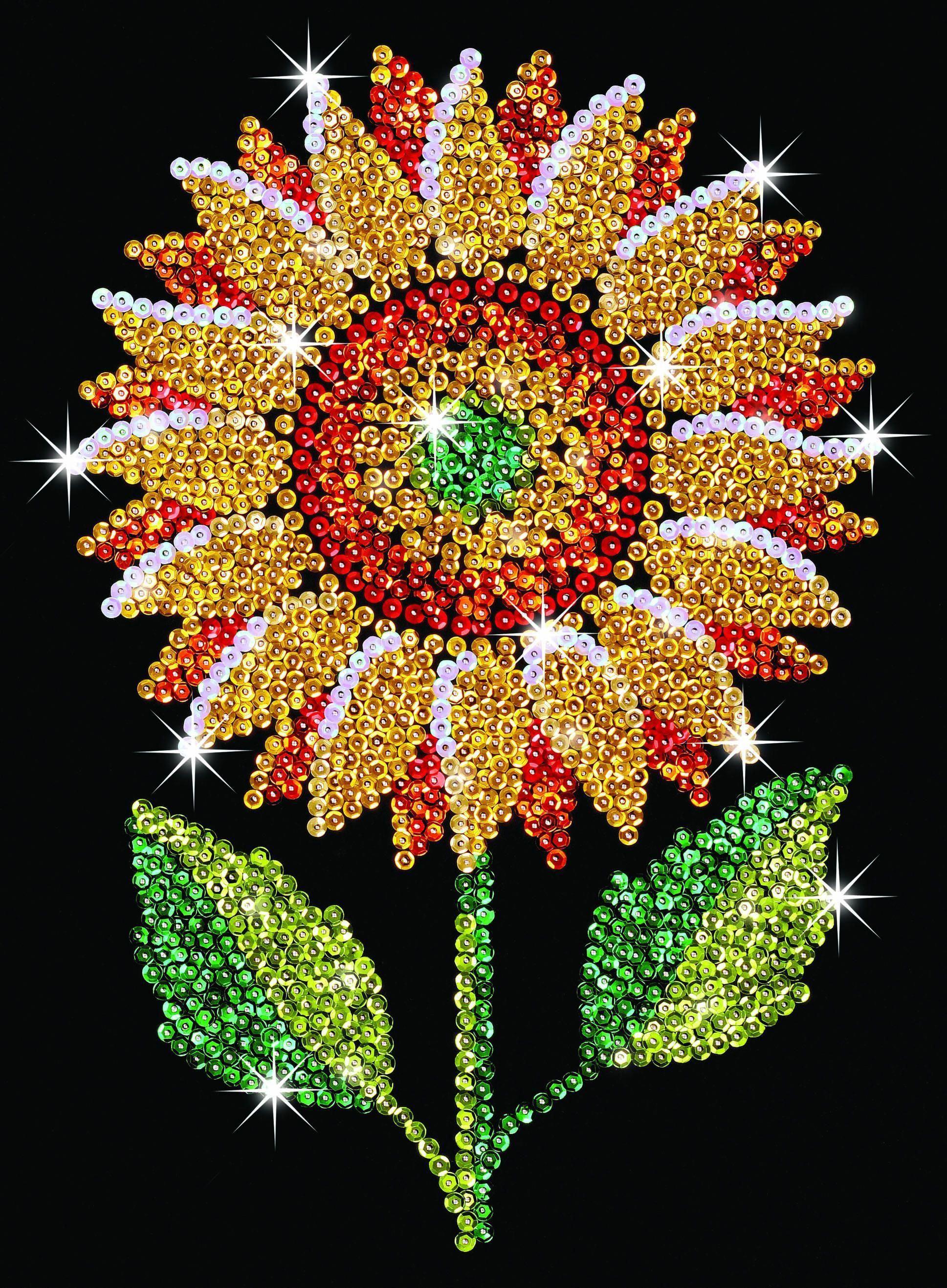 Kit De Arte Para Niños-Diamante Art-KITS Manualidades De Niños-obras de arte de cristal de lentejuelas