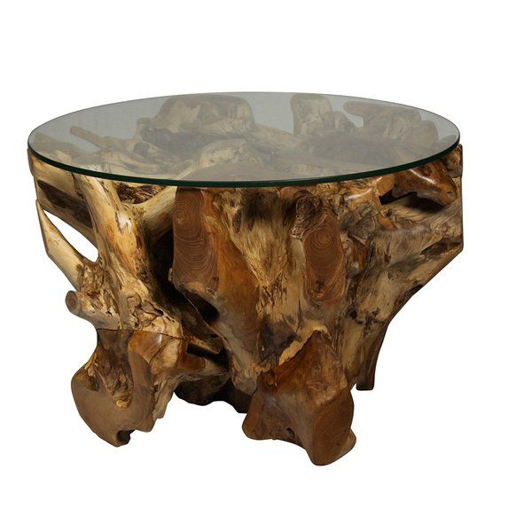 Solid Coffee Table | Coffee table, Oval wood coffee table ...