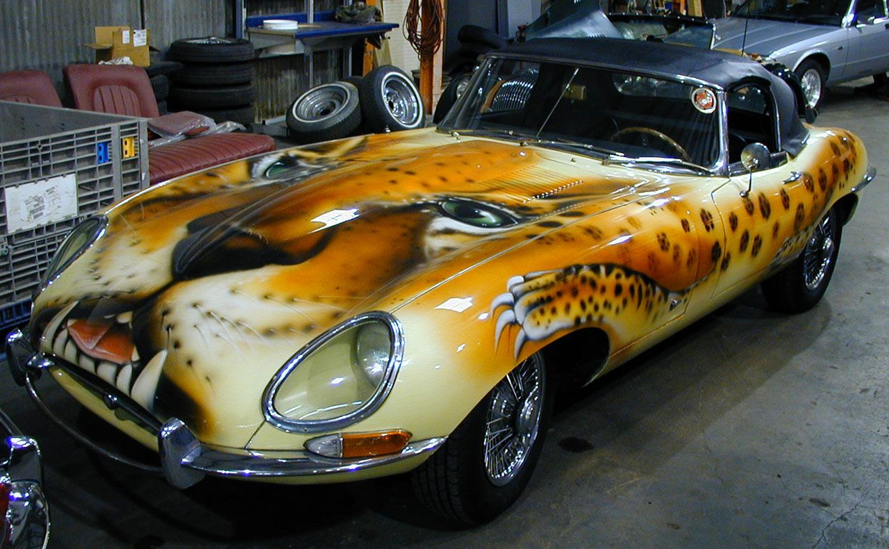 Great Airbrushing Artistic Work Car Paint Jobs Car Painting Custom Car Paint Jobs
