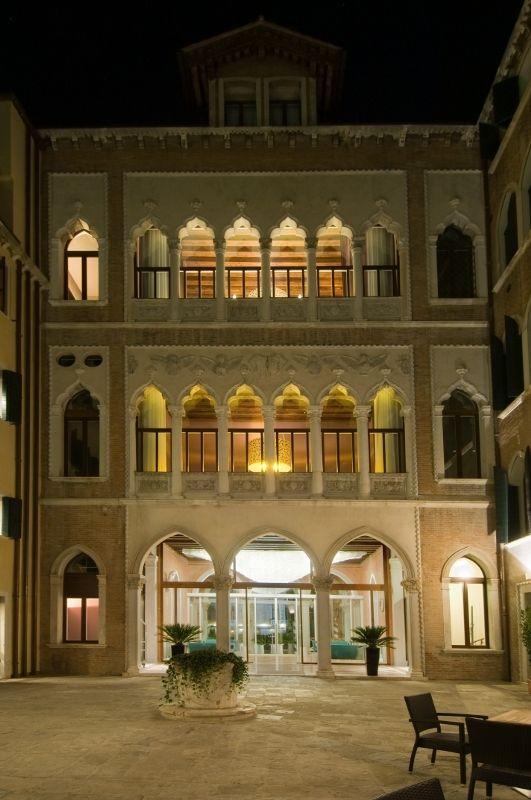 Hotel C Grande Venice Sina Hotels Centurion Palace History