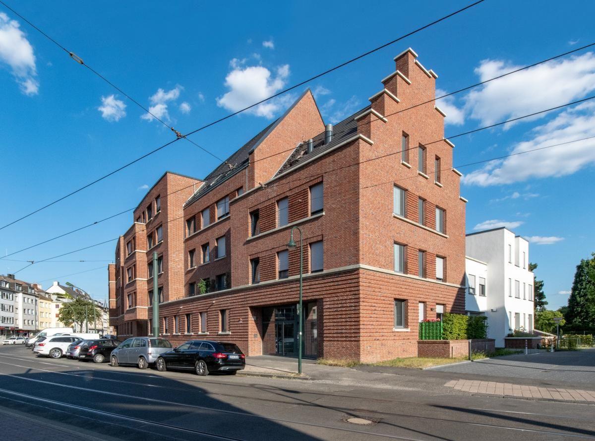 Genossenschaftliches Wohnen in Düsseldorf –