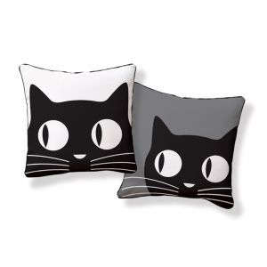 Check out our super comfy modern throw pillow.Hand Silkscreened100%...