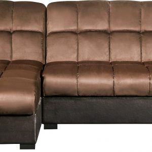 The Brick Leather Sofa Beds