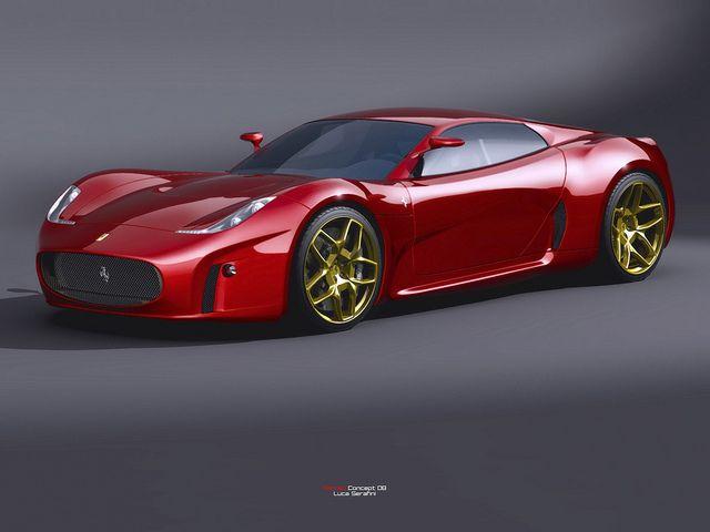 Gorgeous Ferrari Concept 08