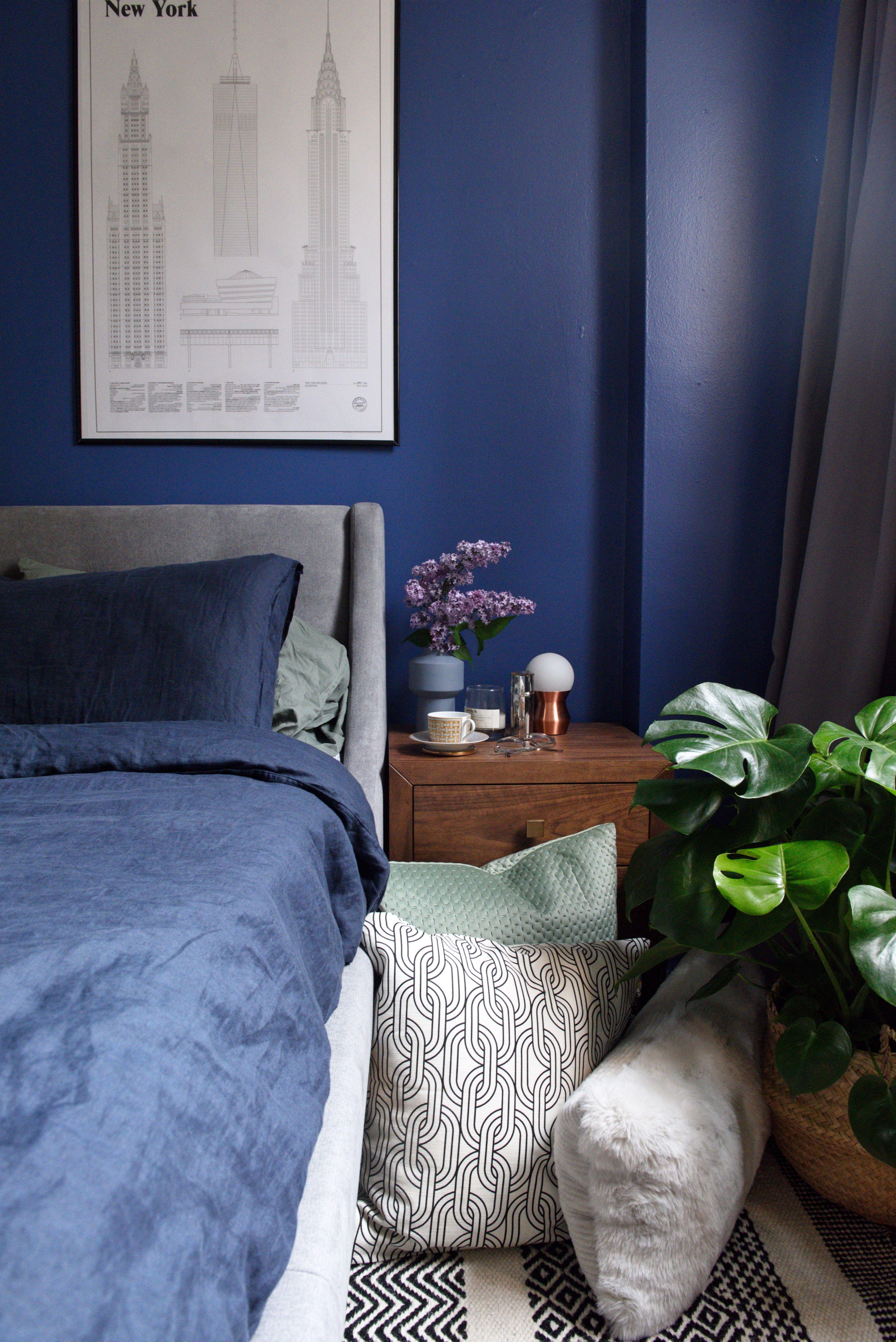 22 Couleur Bleue Ideas Blue Palette Beautiful Interiors Neutral Blue Paint Colors