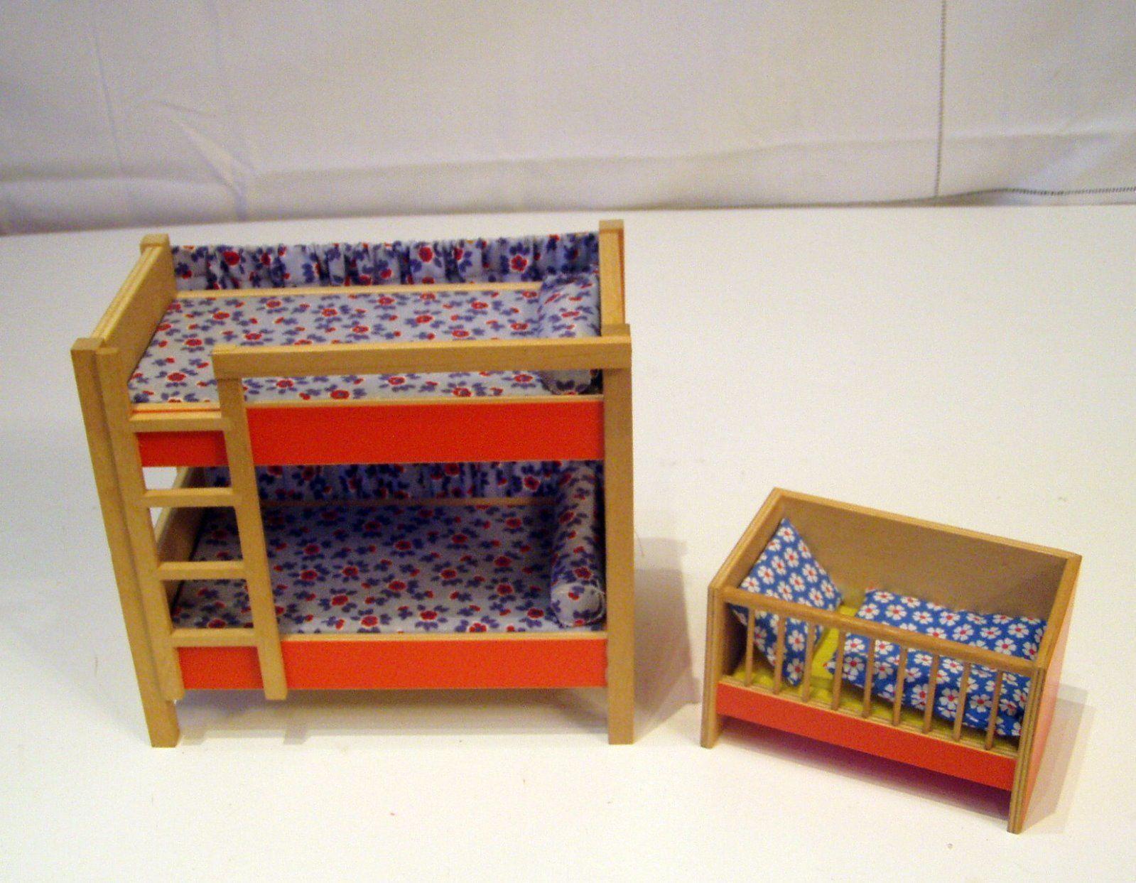 Gro e puppenm bel kinderzimmer bodo hennig puppenhaus for Kinderzimmer 70er jahre