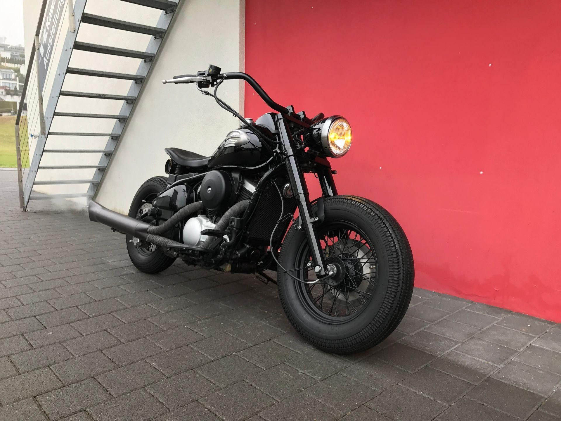 kawasaki vn 1500 drifter kaufen motorrad bild idee. Black Bedroom Furniture Sets. Home Design Ideas