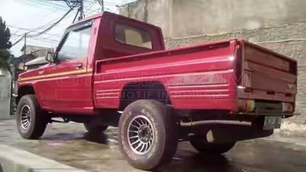 Dijual Daihatsu Taft Hiline F70 4x4 Pick Up 1989