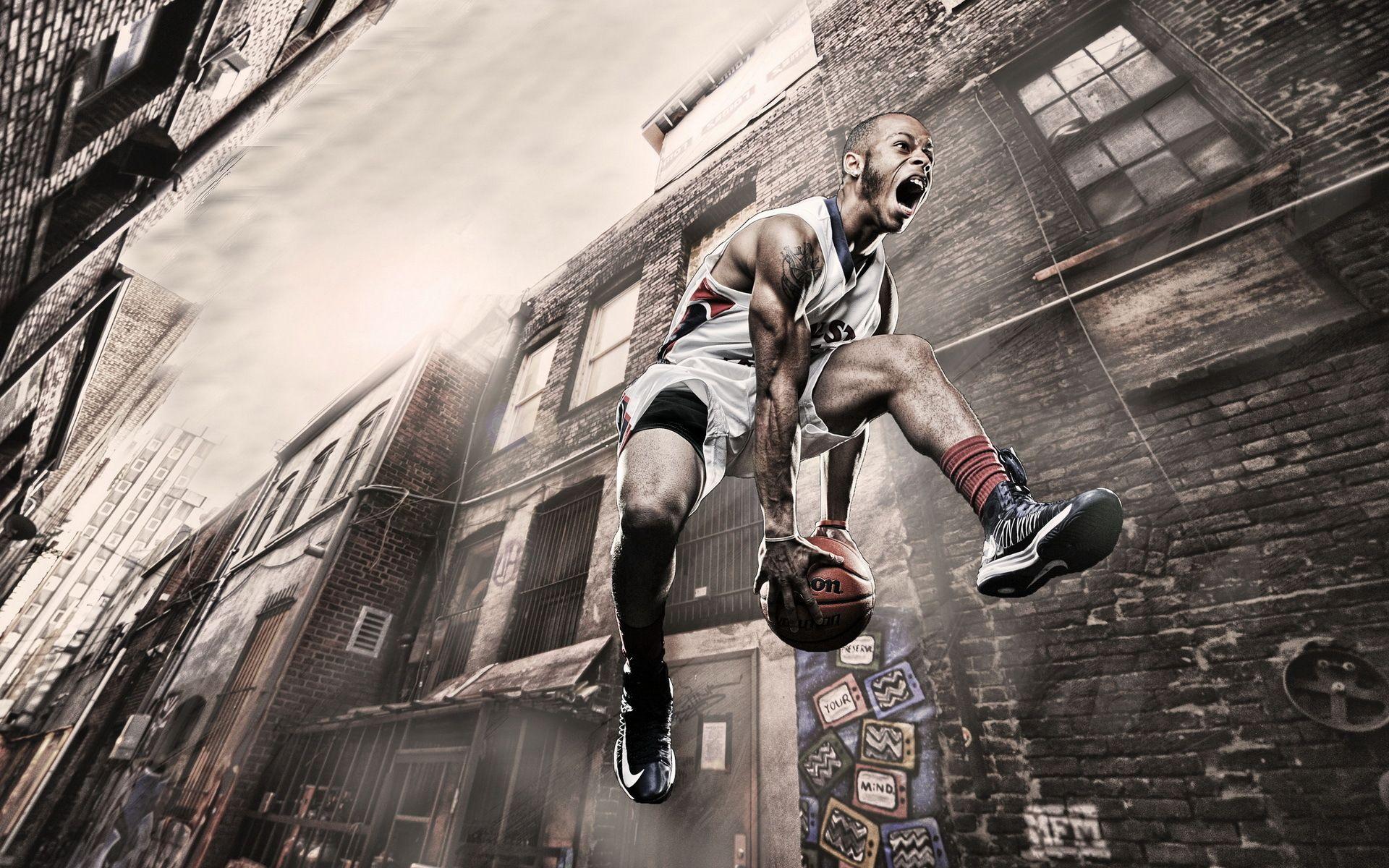 Basketball Wallpaper Full HD 1920x1200 px 859.80 KB