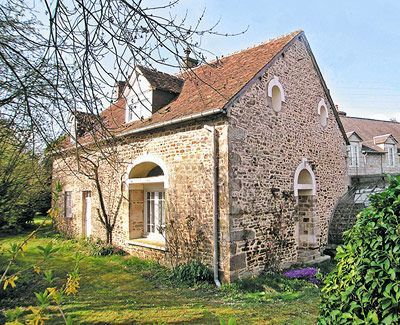 Auberge De Relais In Normandy House Styles Country Cottage