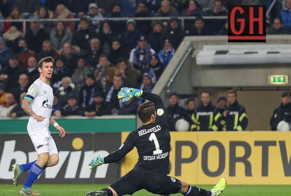 Bielefeld 2 3 Schalke Football Today Football Gif Sports News