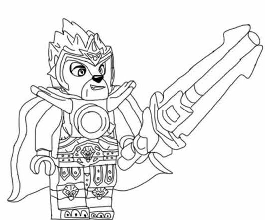 Prince Lego Chima Coloring Pages Lego Coloring Pages Cute Coloring Pages Coloring Pages