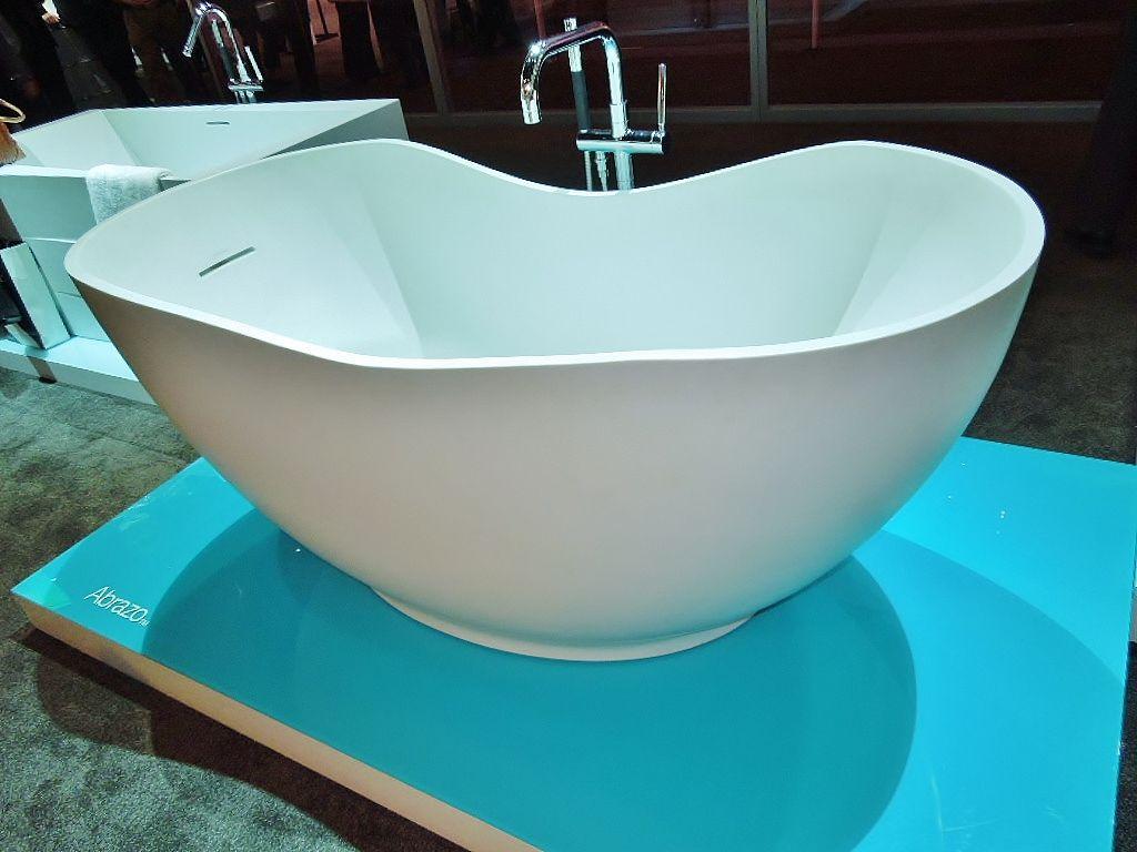 Kohler Abrazo Freestanding Tub | The Spa Life | Pinterest ...