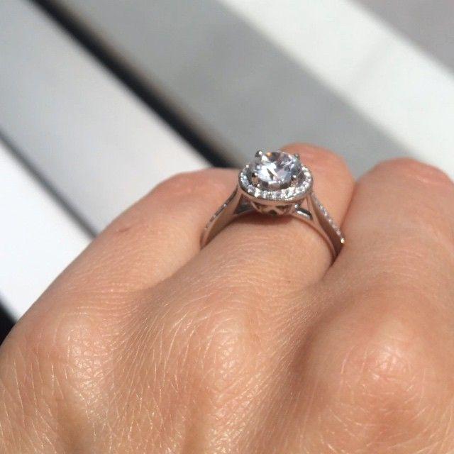 Instagram Photo By Bridalringscompany Via Iconosquare Engagement Rings Wedding Rings Engagement Bridal Ring Sets