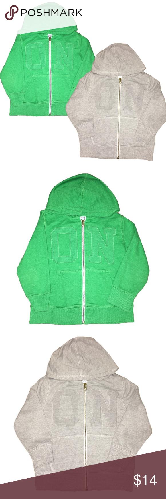 Old Navy zip up hoodies (2) Zip up hoodie bundle. Lightly worn with love. Pet and smoke free home Old Navy Shirts & Tops Sweatshirts & Hoodies