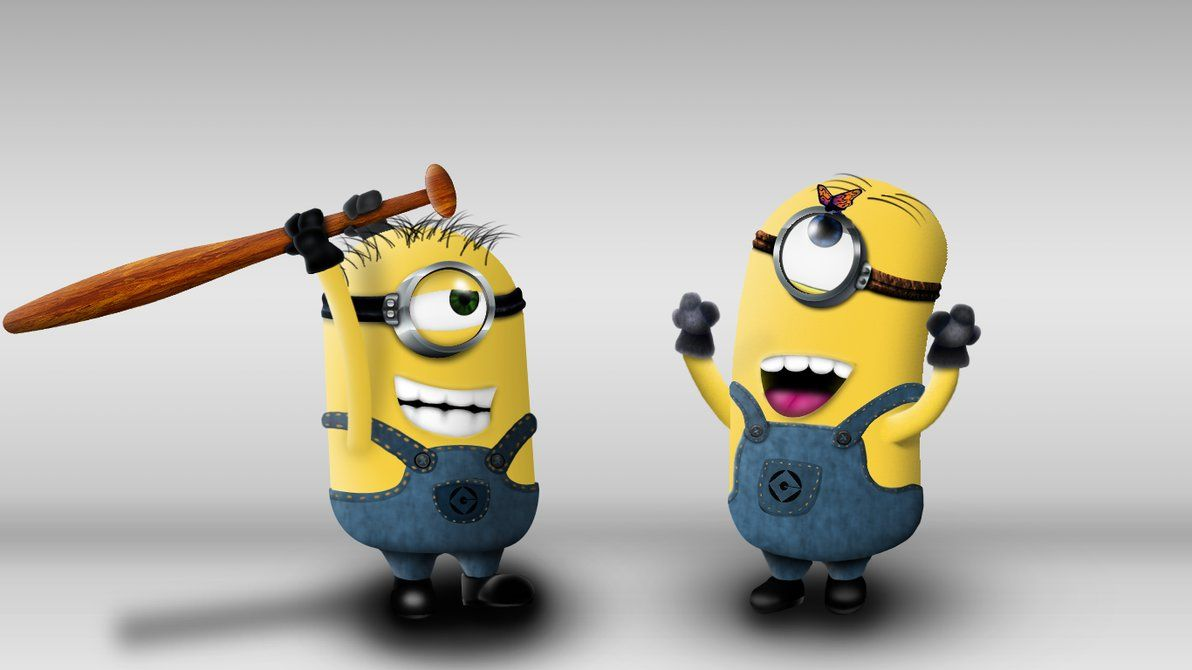 55 Cute Minion Wallpapers Hd For Desktop With Images Minions
