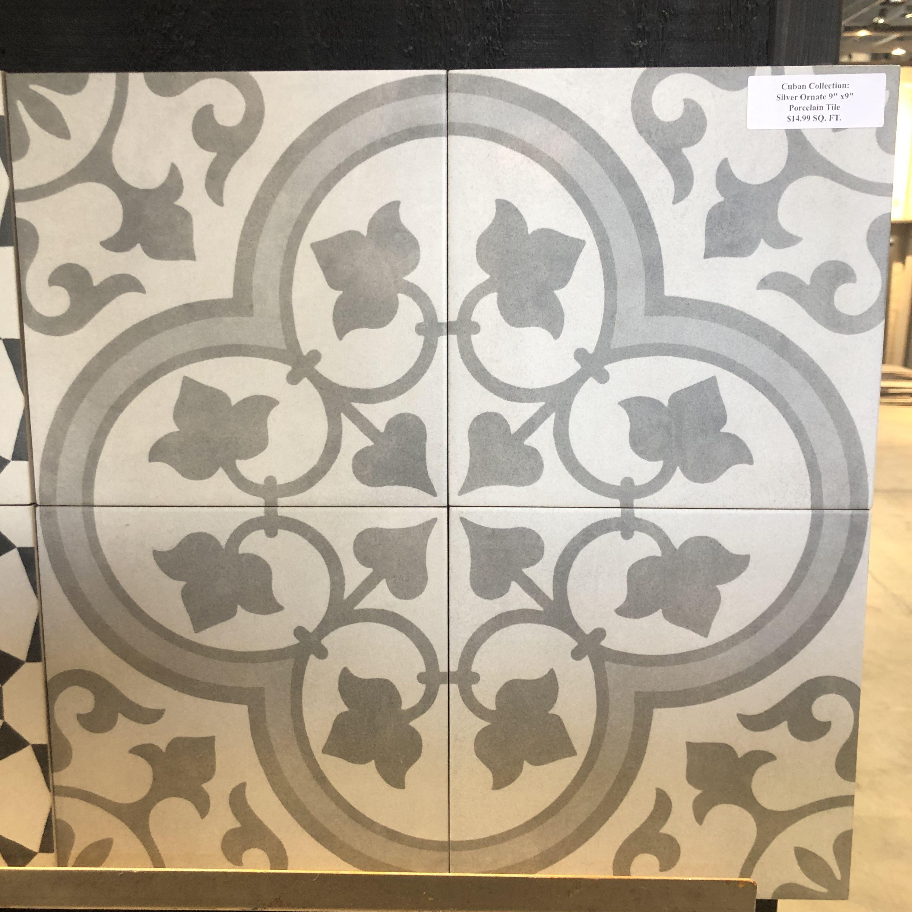 cuban silver ornate tiles ornate cuban tile tiles cuban silver ornate tiles ornate