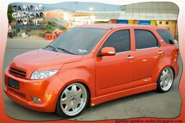 Gambar Mobil Rush Gambar Gambar Mobil Modifikasi Mobil Toyota Mobil