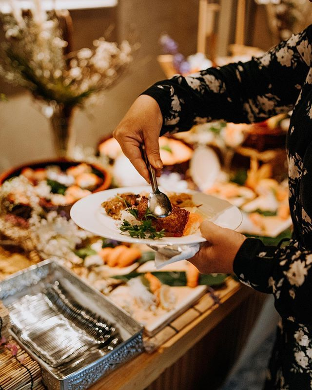 Asian Wedding Food Caterers: Professional Full-service Caterer Providing Some Of The