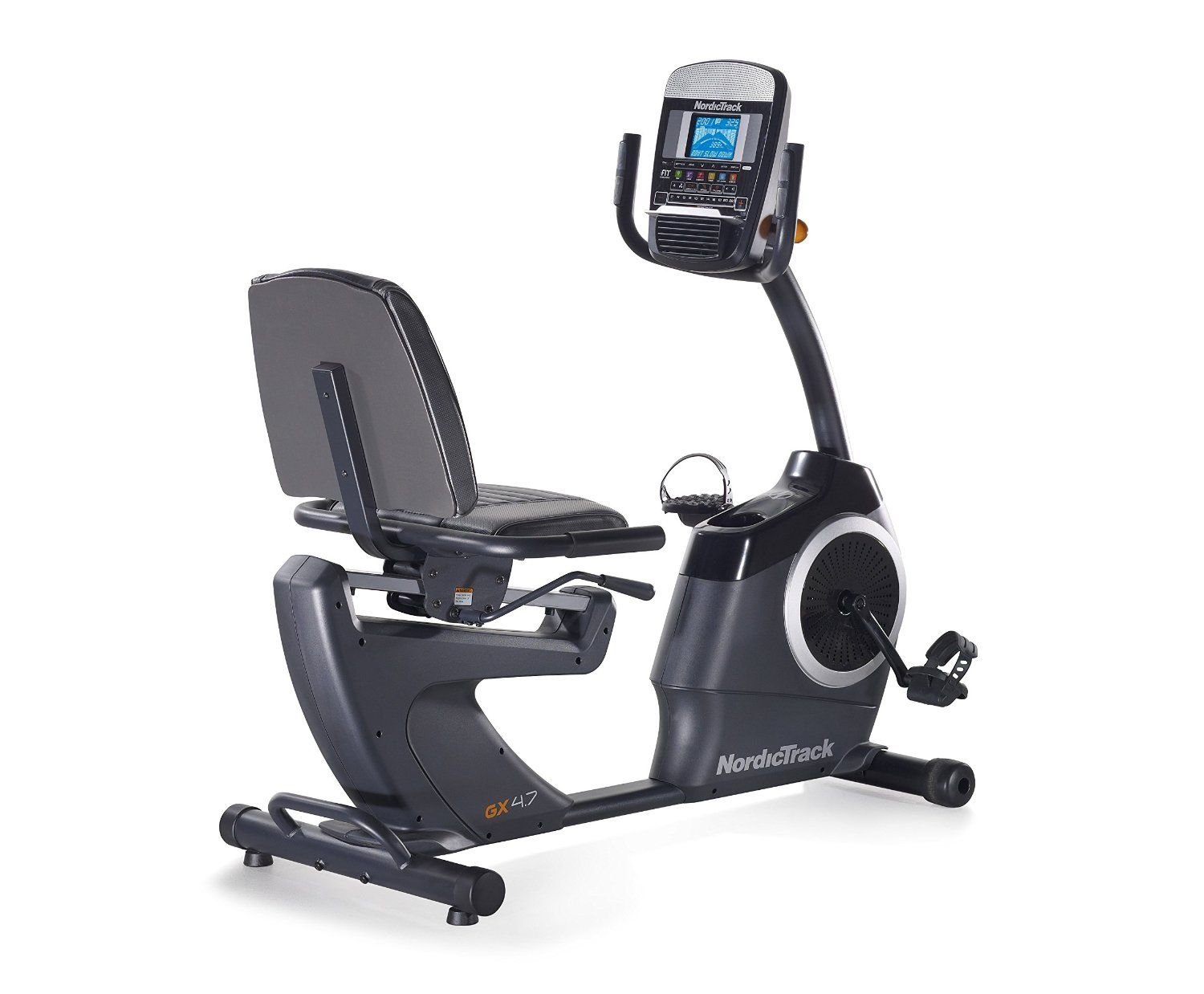 This Nordictrack Gx 4 7 Exercise Bike Is Compatible With Ifit So