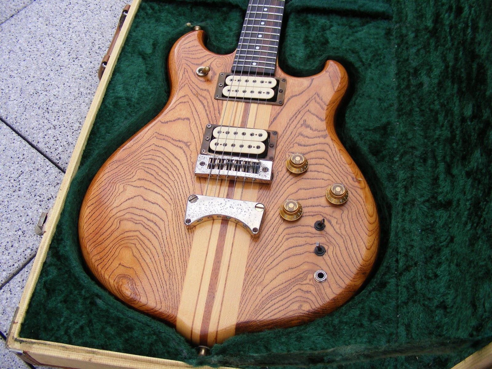 E Gitarre The Kasuga Scorpion SC 1200 sehr selten schön und mit Originalkoffer