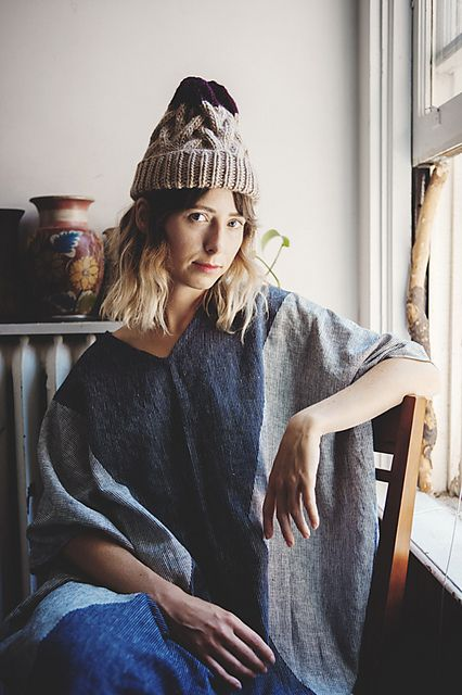 Ravelry: omemee cable toque pattern by Tara-Lynn Morrison