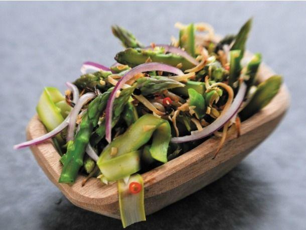 Asparagus Kerabu from Serious Eats (http://punchfork.com/recipe/Asparagus-Kerabu-Serious-Eats)