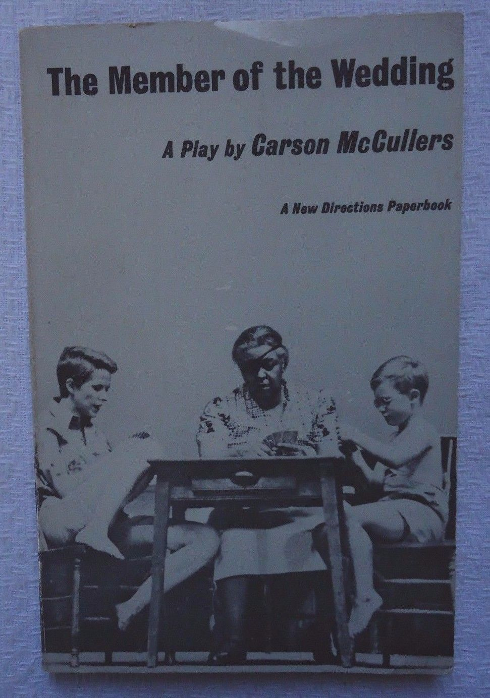 The Member Of The Wedding By Carson Mccullers 1951 Paperback Paperbacks Movie Posters Poster