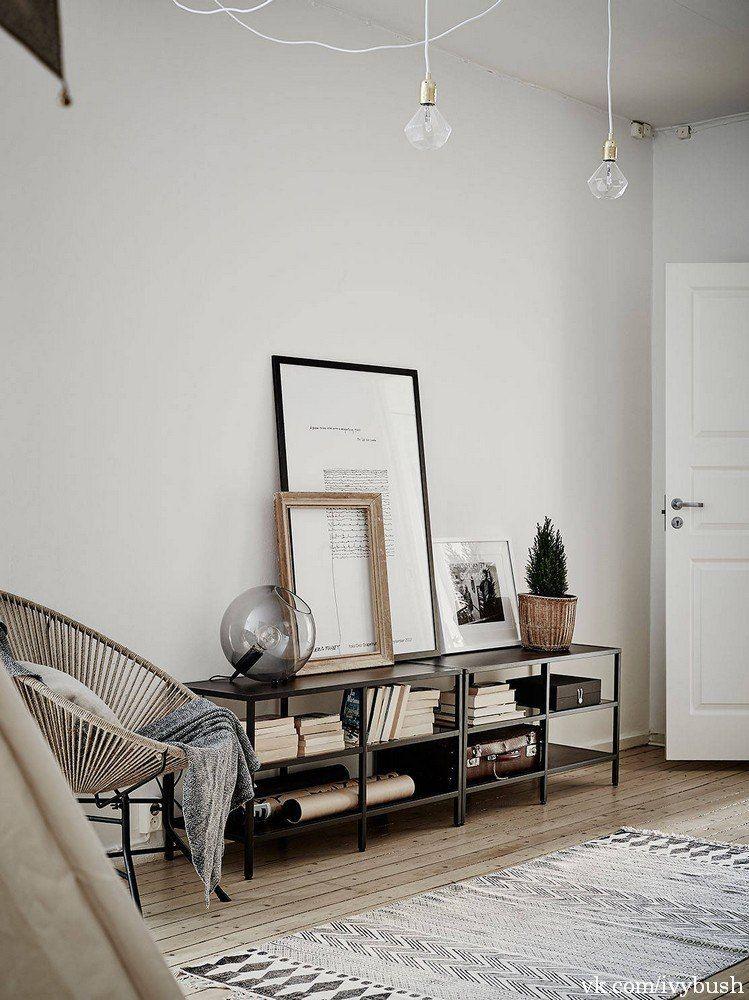 lovely scandinavian style interior design | decoration idea | interior inspiration | lovely decoration ...