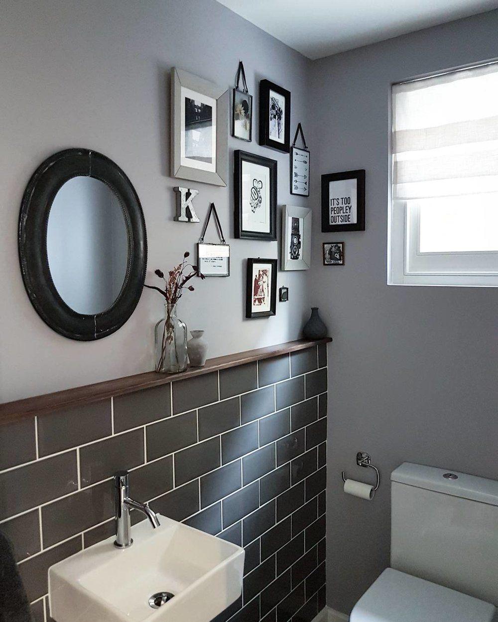 'Sassy Homestyle' Host Kristine's beautifully renovated home. — HORNSBY STYLE #smalltoiletroom