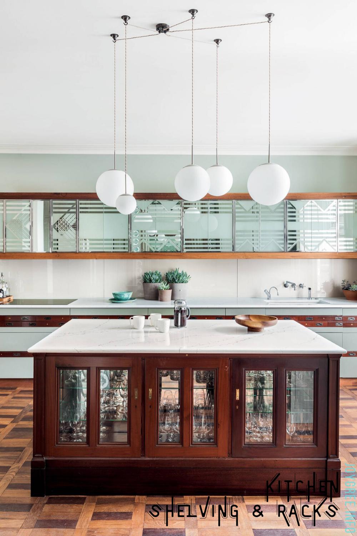 29 Kitchen shelving ideas to boost storage