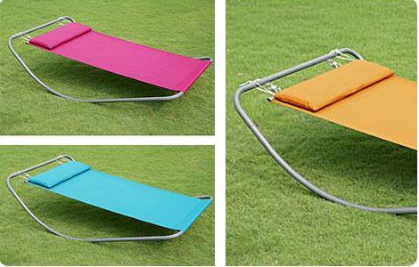 Summer inspiration...a rocking lounger?!