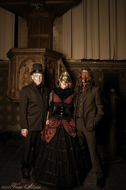 Gala Nocturna - Masquerade