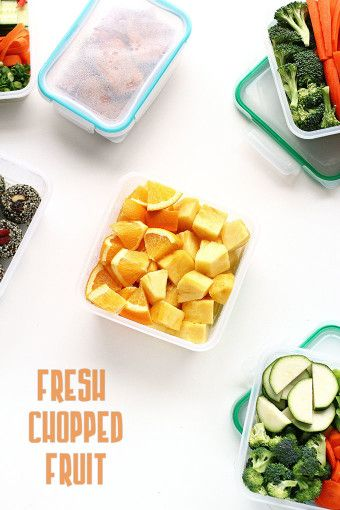 Easy Meal Prepping for Healthy Lunches on the Go - ilovevegan.com