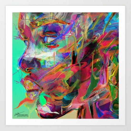 Imprimir equilíbrio Art