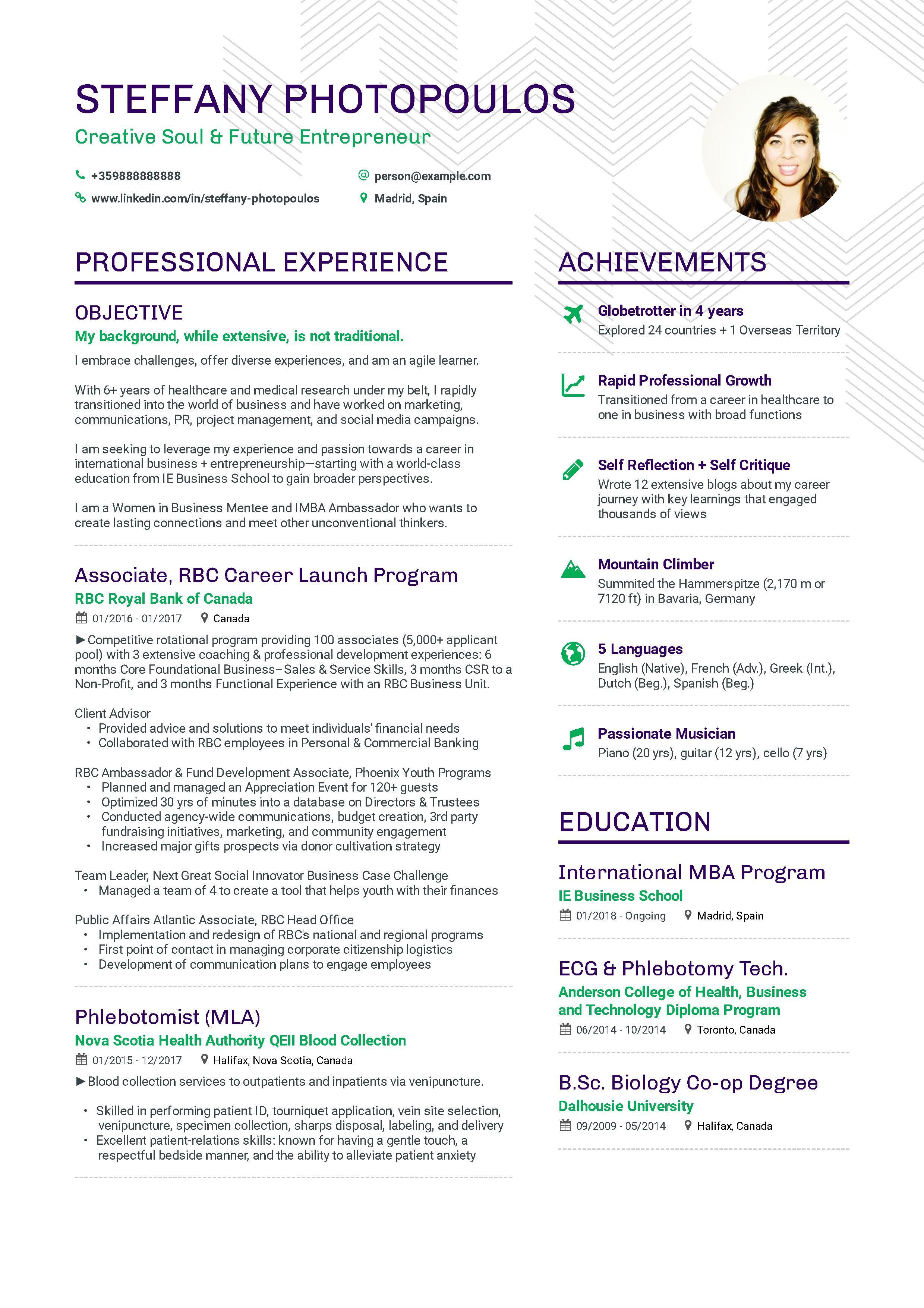 Career Change Resume Example And Guide For 2019 Career Change Resume Job Resume Examples Resume Examples Career change resume template word