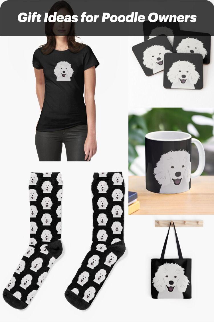 Click to see Over 60 Gift Ideas for Poodle Owners. #giftideasforpoodleowners #poodlegiftsforpeople #poodlegiftschristmas #poodlegiftideas #giftideasforpoodlelovers #poodlegifts #poodlemugs #poodlesocks #poodlephonecases #poodlethrowpillows #poodlecoasters #poodlepillows #poodlebags #poodletshirts #poodletravelmugs #poodleiphonecases #poodletotebags #poodlebathmat #poodlenotebook #poodleposter #poodleart #poodle #poodledog #poodlelovergifts  #poodlegiftsproducts #poodlegift #whitepoodle