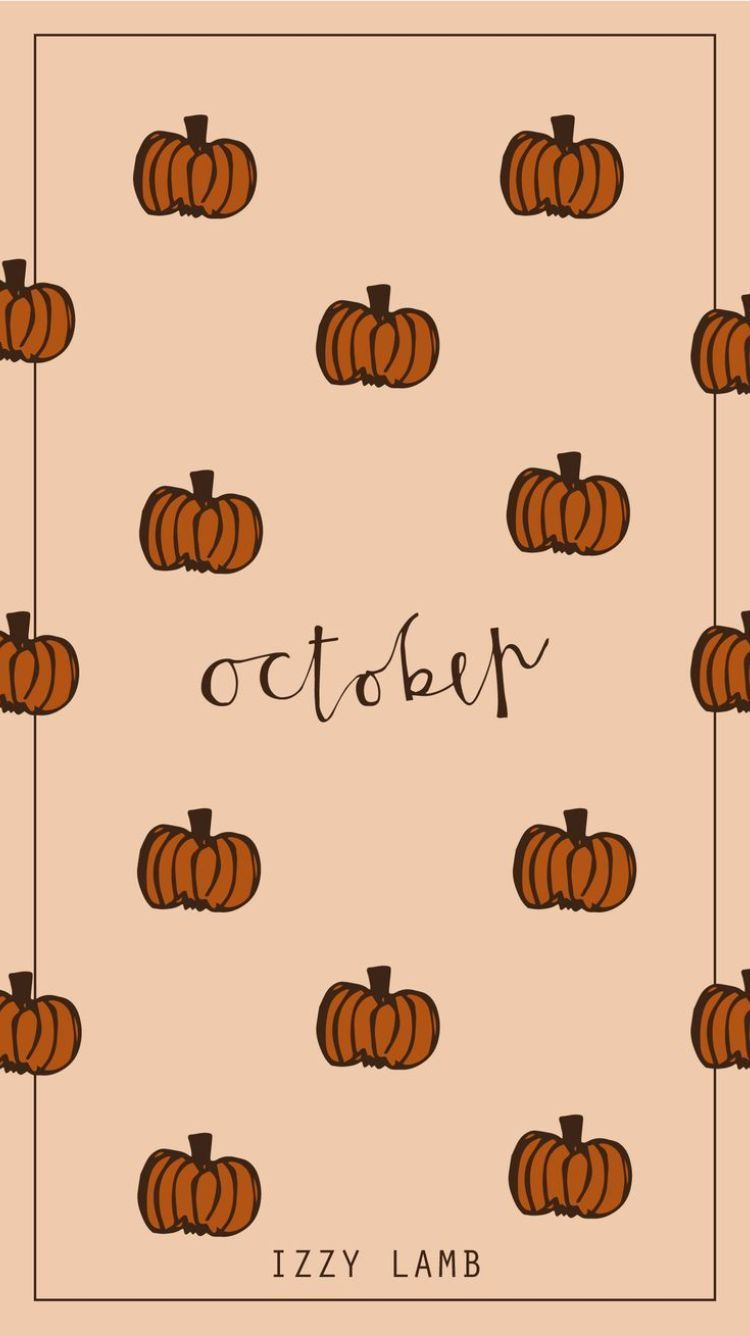 Iphone 6 Minimal Wallpaper Hd In 2020 Cute Fall Wallpaper October Wallpaper Fall Wallpaper
