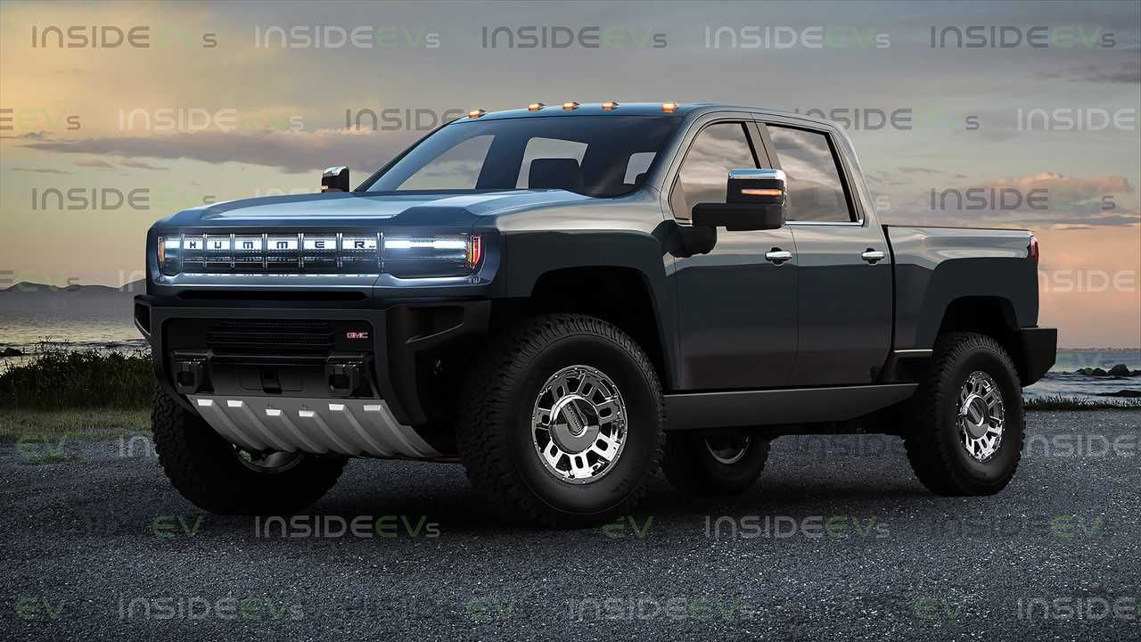 Hummer Electric Pickup Truck Everything We Know In 2020