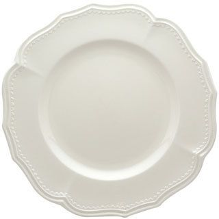 Red Vanilla Classic White 11.25-in Dinner Plates (Set of 4) (Classic White Set/4 Dinner Plates) (Stoneware Solid)  sc 1 st  Pinterest & Red Vanilla Classic White 11.25-in Dinner Plates (Set of 4) (Classic ...
