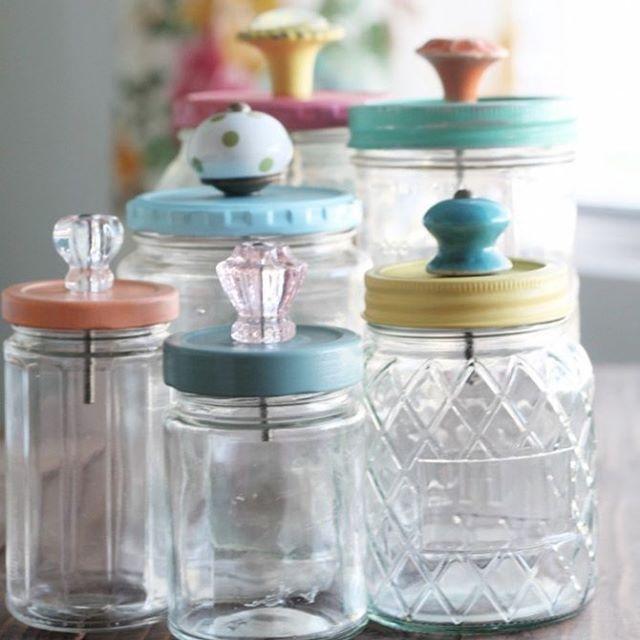 Mason Jar Bathroom Storage Accessories Diy Jar Crafts Mason