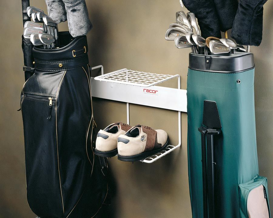 Storing Golf Clubs In Garage | Golf Club Rack Golf Club Bags Are Expensive  We Ve