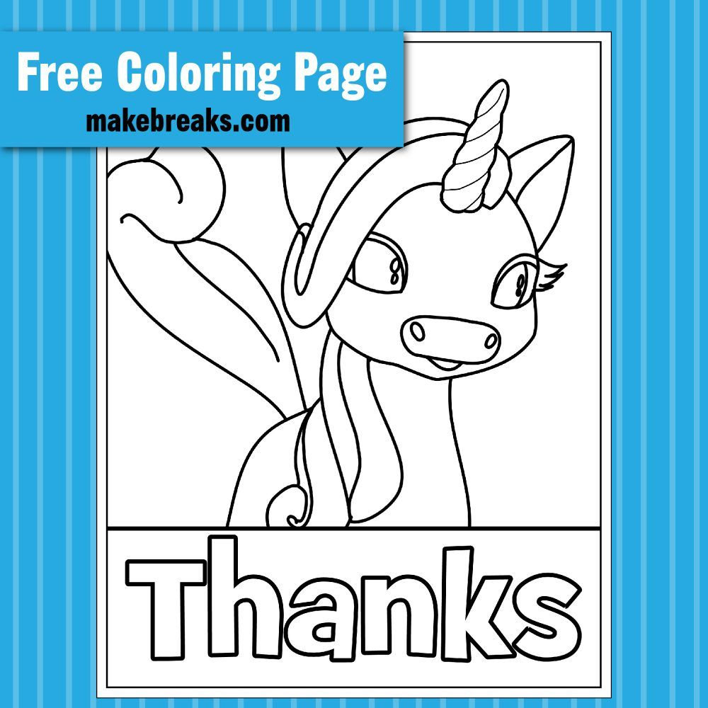 You Searched For Thanksgiving Make Breaks Unicorn Coloring Pages Coloring Pages Digital Stamps Free